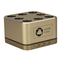 Haut-parleur Bluetooth en aluminium Morley