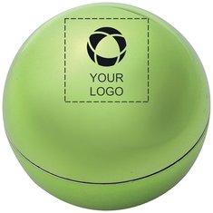 Bullet Metallic Non-SPF Raised Lip Balm Ball