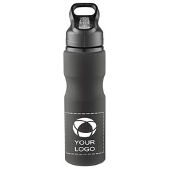 Bullet Loki 28 oz. Aluminum Sports Bottle