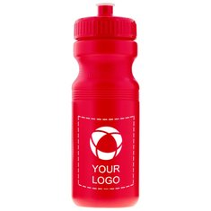 Easy Squeezy Spirit 24-Ounce Sports Bottle