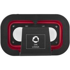 Bullet™ vikbara VR-glasögon i silikon