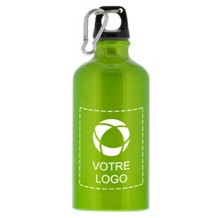 Gourde en aluminium Lil' Shorty de 500 ml