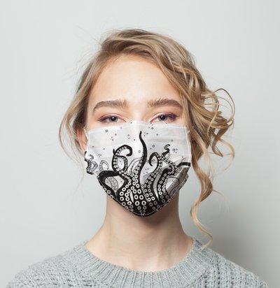 Facemask SFP Product Template Customization