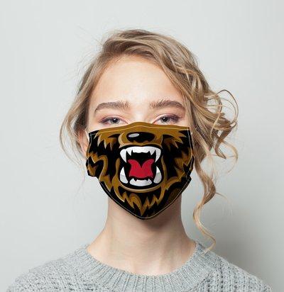 Facemask 23 Template Customization