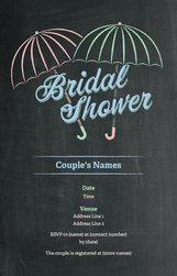 Personalized invitations announcements designs bridal shower id 2421770 filmwisefo Image collections