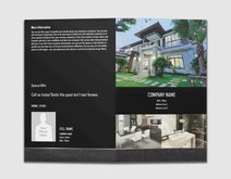 Personalized brochures designs real estate agents real estate color pronofoot35fo Image collections