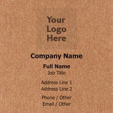 Personalized square business cards designs conservative square id 3678217 reheart Choice Image
