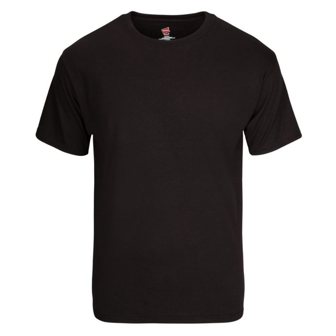 Custom hanes tagless ink printed short sleeve t shirt for Vistaprint custom t shirts
