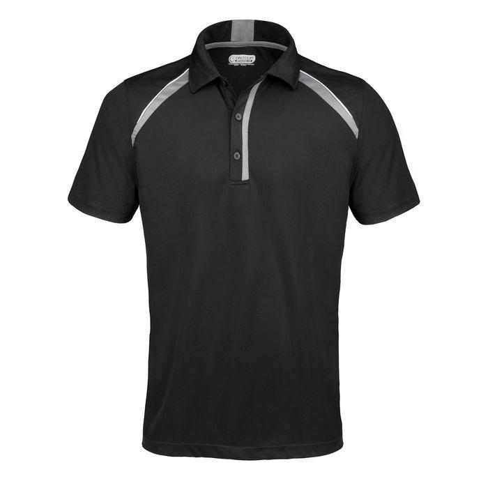 Elevate Quinn Men s Short Sleeve Polo Shirt  5d715ab2d6263