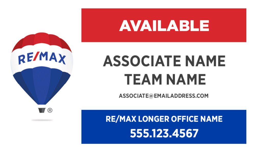 Picture of REMAX - Available 01