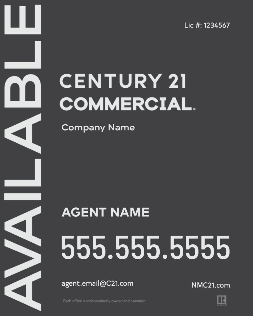 Picture of Century 21 - Commercial 1