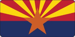 Picture of Flags - Arizona