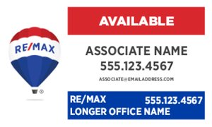 Picture of REMAX - Available 04