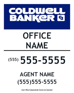 Picture of Coldwell Banker - Office Panels 2
