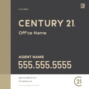 Picture of Century 21 - Office Panels 3