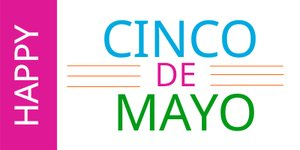 Picture of Vinyl Cinco de Mayo 5