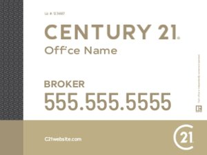Picture of Century 21 - Office Panels 5