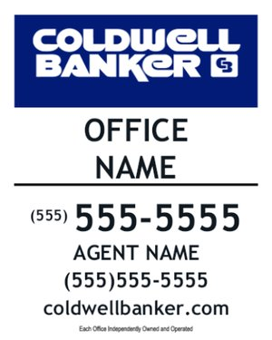 Picture of Coldwell Banker - Office Panels 1