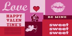 Picture of Vinyl Valentines Day 4