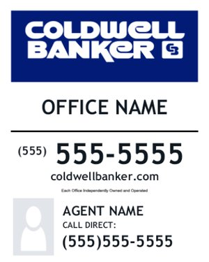 Picture of Coldwell Banker - Office Panels 3