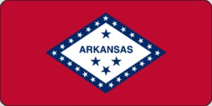 Picture of Flags - Arkansas