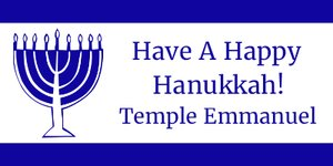 Picture of Vinyl Hanukkah 2