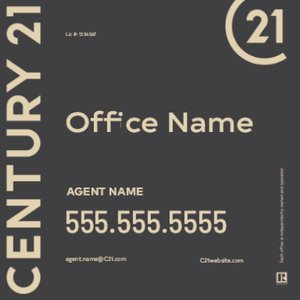 Picture of Century 21 - Office Panels 4