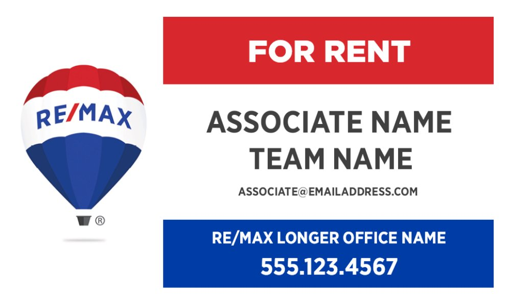Picture of REMAX - For Rent 01