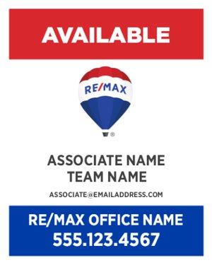 Picture of REMAX - Available 1