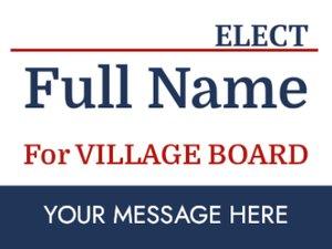 Picture of Village Board 4