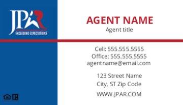 Picture of (JPAR) Business Card - Design 4