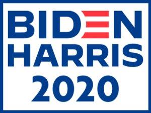 Picture of Biden/Harris