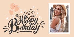 Picture of Photo Birthday 8