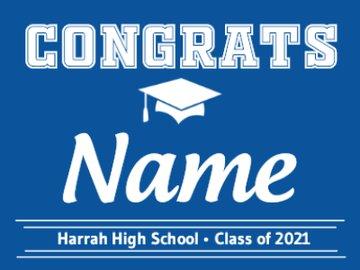 Picture of Harrah High School - Design G