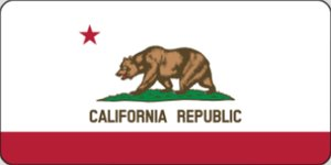 Picture of Flags - California