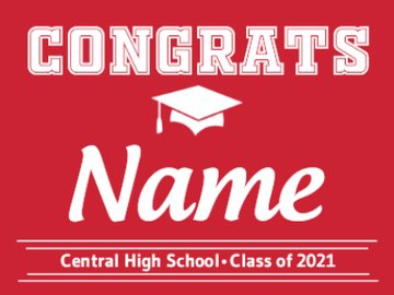 Picture of Central High School - Design G