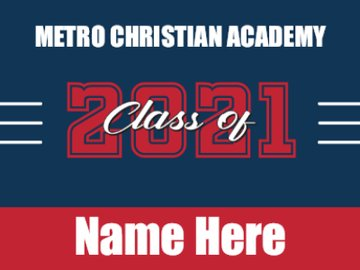 Picture of Metro Christian Academy - Design I