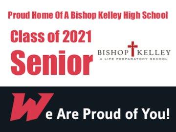 Picture of Bishop Kelley High School - Design A