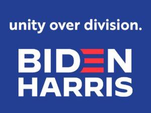 Picture of Biden/Harris 2