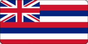 Picture of Flags - Hawaii
