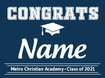 Picture of Metro Christian Academy - Design G