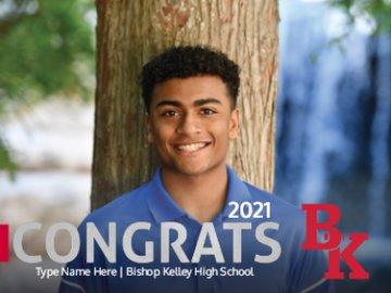 Picture of Bishop Kelley High School - Design K