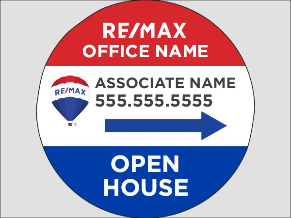 Picture of Open House - Agent Name