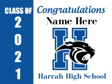 Picture of Harrah High School - Design H