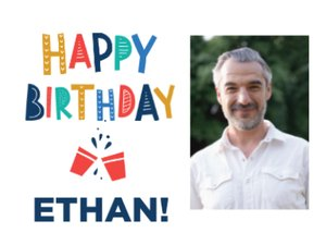 Picture of Birthday Sign 4