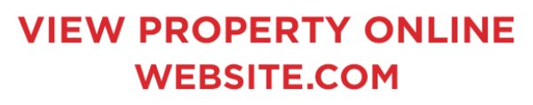 Picture of View Property Online Rider