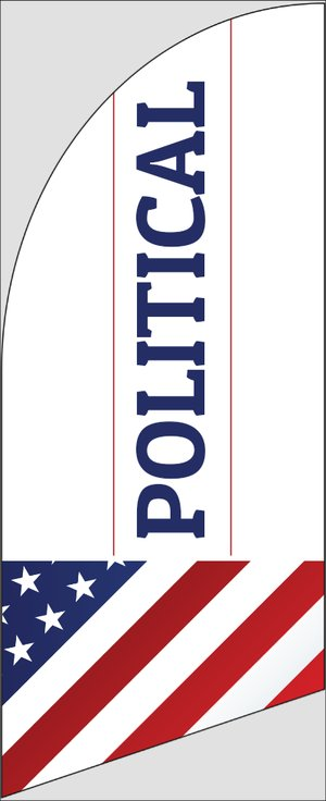 Picture of 6ft Political 8