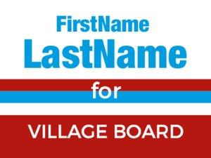Picture of Village Board 7