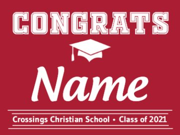 Picture of Crossings Christian School - Design G