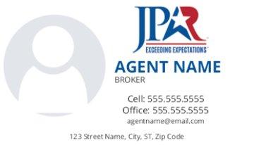 Picture of (JPAR) Business Card - Design 3